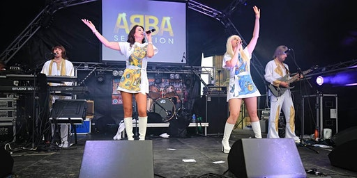 The Ultimate ABBA Christmas Party with ABBA Sensation