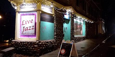 Valentin's Day Dinner Party w/ Mandy Gaines at Schwartz's Point Jazz Club tickets
