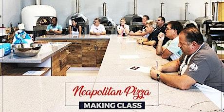 Neapolitan Pizza and Fresh Mozzarella Making Class by Pizzaiolo Alessio Lacco tickets