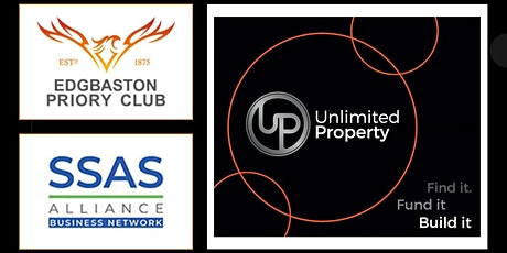 West Midlands SSAS Alliance Business and Property Networking tickets