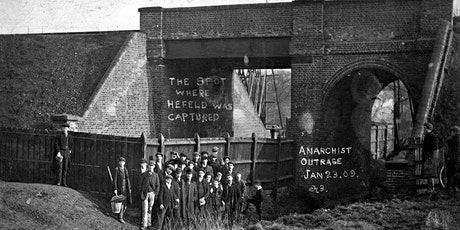Tottenham Outrage 111 years on, a walk (Sunday) tickets