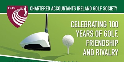 The 94th Annual meeting of the Chartered Accountants Ireland Golf Society