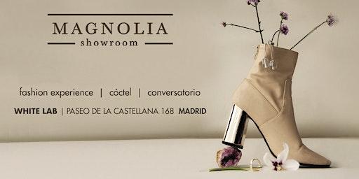 Magnolia Showroom Pop up, Edición de primavera