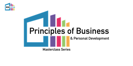 Principles of Business & Personal Development (Manchester) tickets