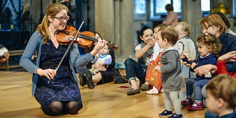 London Bridge & Borough - Bach to Baby Family Concert tickets