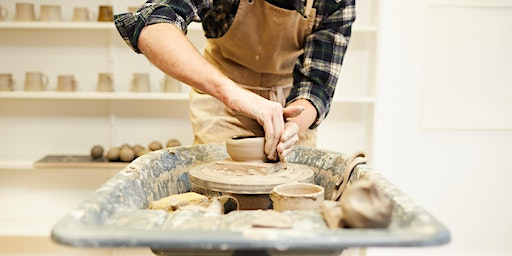 (Open Studio) Pottery Session – Throwing 19:00 - 21:00