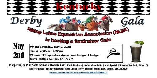 HLEA Kentucky Derby Gala