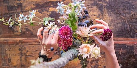 Doppelworkshop - Blumen machen glücklich Tickets