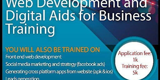 Web Development & Digital Aids for Bussiness
