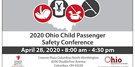 2020 Ohio Child Passenger Safety Conference tickets