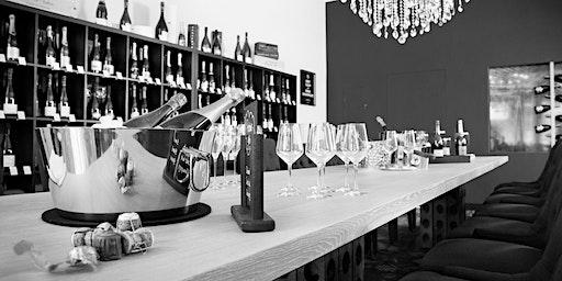Wunderbare Blanc de Blancs-Champagner ...