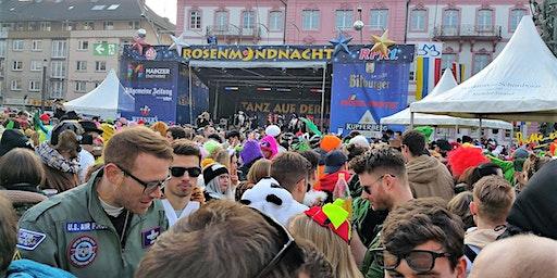 Do,20.02.20 Wanderdate SingleTreff gemeinsam Weiberfastnacht in Mainz feiern