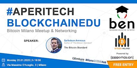 MILANO Meetup #AperiTech di Gennaio BEN Italia  biglietti