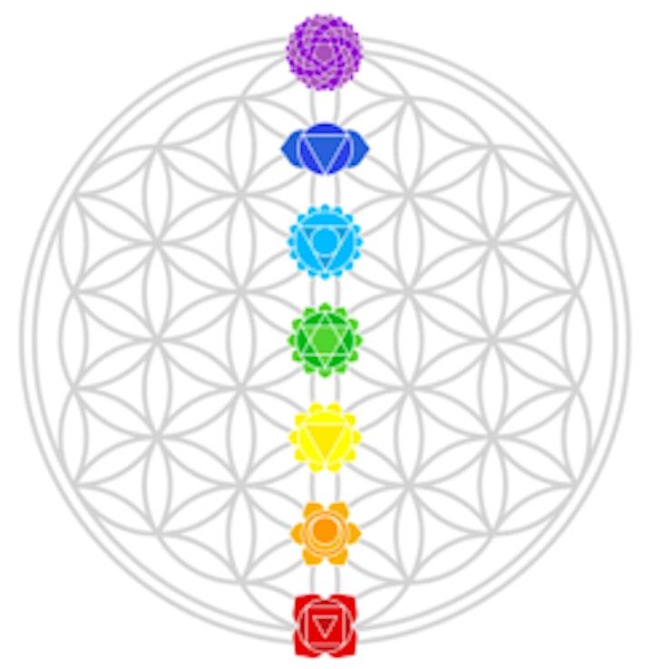 Reiki Healing Circle -Cancer Full Moon Lunar Eclipse- Kundalini Meditation image