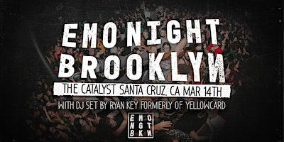 Emo Night Brooklyn with guest DJ Ryan Key of Yellow Card (POSTPONED)