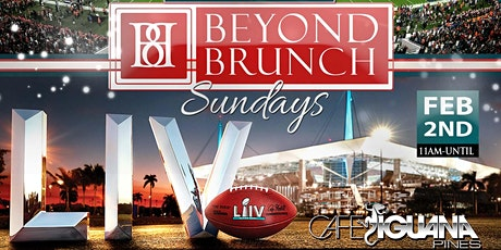 Beyond Brunch Sundays Superbowl Weekend tickets