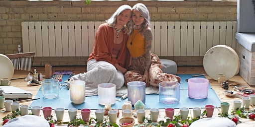 Womb Awakening New Moon Ceremony: Cacao, Movement, Energy & Sound