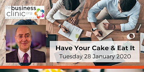 Have Your Cake and Eat It tickets
