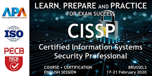 Certified Information Systems Security Course and Cerification Exam