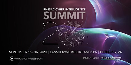 2020 RH-ISAC Cyber Intelligence Summit tickets