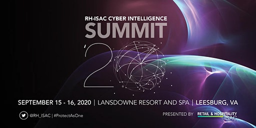 2020 RH-ISAC Cyber Intelligence Summit