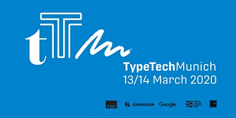 TypeTech MeetUp Munich tickets