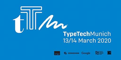 TypeTech MeetUp Munich