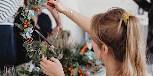Doppelworkshop - Blumen machen glücklich
