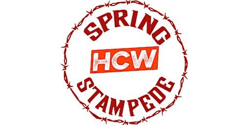 HCW Spring Stampede