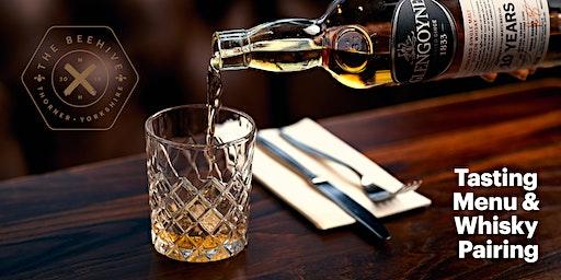 Tasting Menu & Whisky Pairing Night