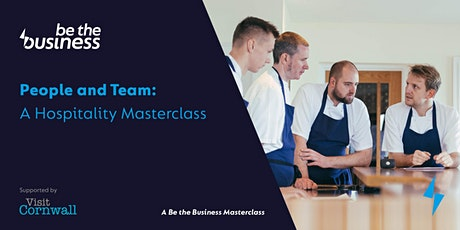 People and Team: A Hospitality Masterclass tickets