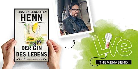THEMENABEND: Carsten Sebastian Henn Tickets