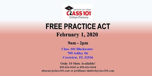 FREE Community Practice ACT