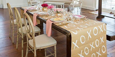 Galentine's Styled Shoot tickets