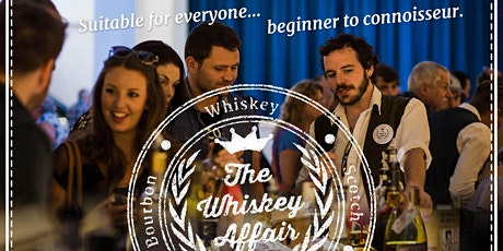 The Whiskey Affair: Reading (Afternoon session) tickets