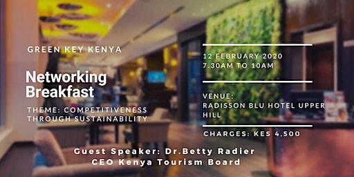 Green Key Kenya Networking Breakfast