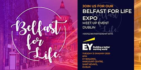 Belfast for Life Expo Meet Up Dublin tickets