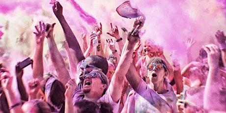 Color Me Rad Tampa Volunteer tickets