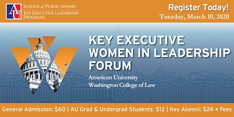 Annual Key Executive Women in Leadership Forum tickets
