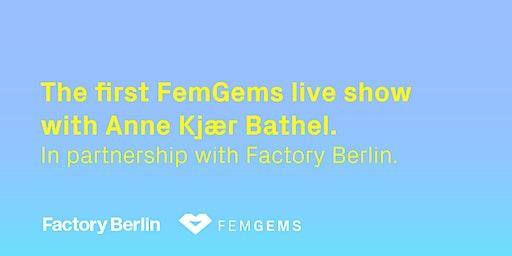 FemGems live show