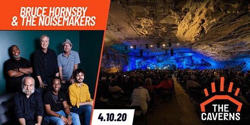 Bruce Hornsby & The Noisemakers in The Caverns