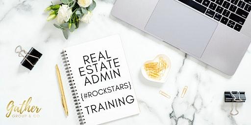 Real Estate Admin {#ROCKSTARS} Training