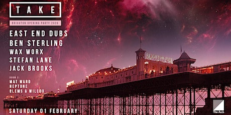 Take Brighton 2020 Opening Party tickets