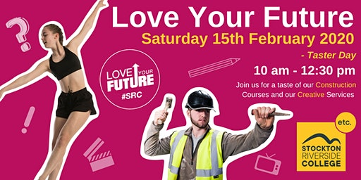 Love Your Future - Taster Day.