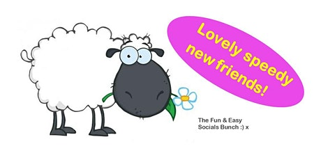 NEW Fun and Easy Speedy Friending (18 to 35s) tickets