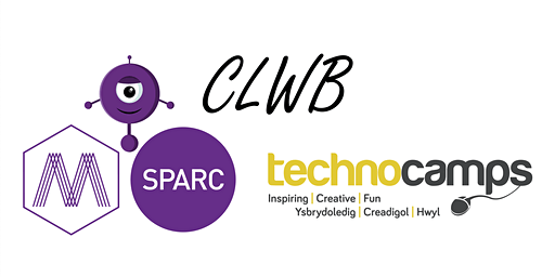 Clwb M-SParc Technocamps