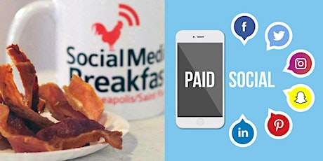 #SMBMSP: Give Your Paid Social a Boost - Campaign Tips & Tricks tickets