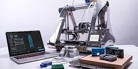 3D-Konstruktion und 3D-Druck: Tauche ein in die Welt des 3D-Drucks Tickets