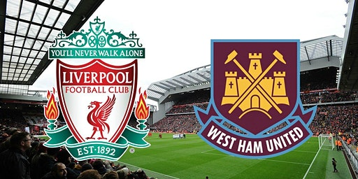 Liverpool vs West Ham £10 Burger, Chips And Pint Deal