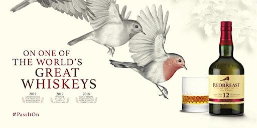 Celtic Gems Festival - Redbreast Whiskey Seminar und Tasting